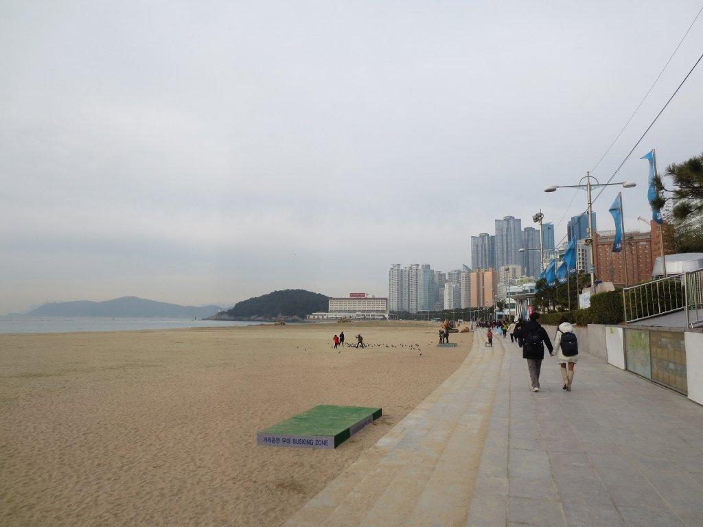 韓国旅行 釜山(リゾートエリア 広安里から海雲台へ)