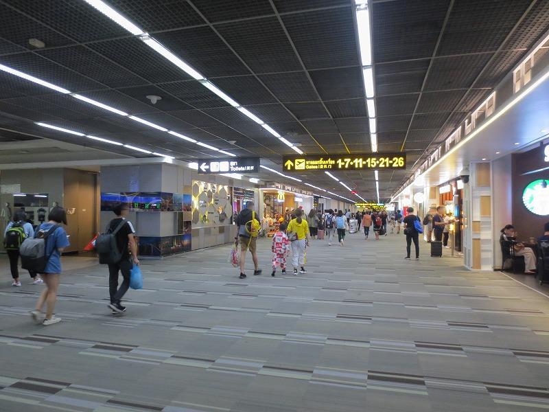 高い!バンコクの空港